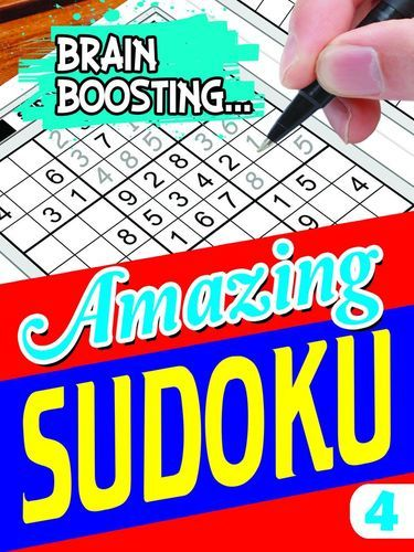 Picture of Amazing Sukoku 4
