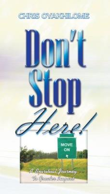 Picture of Don't Stop Here!