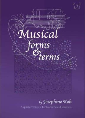 Picture of Josephine Koh : Musical Forms And Terms