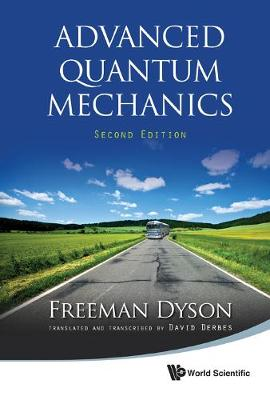 Picture of Advanced Quantum Mechanics